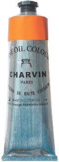 Charvin olieverf 150 ML.